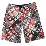 Ion Boardshorts What Else Ketchup Red