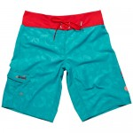 Ion Boardshorts Jewel Ocean Green Women