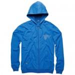 Ion Hooded Zip Sweter Fierce Pale Blue