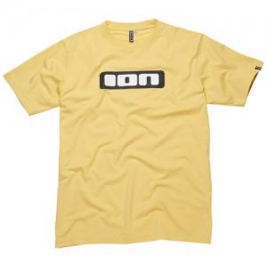 Ion T-Shirt Logo Vanilla