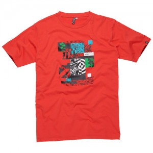 Ion T-Shirt Riot Pepper Red