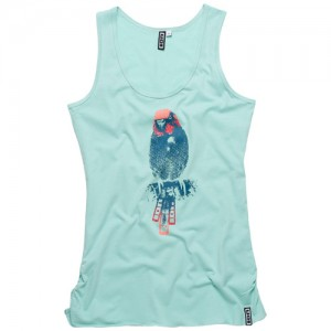 Ion Tank Top Budgie Pale Green