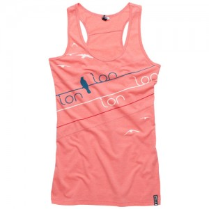 Ion Tank Top Lazy Day Shell Pink