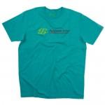 North Kiteboarding T-Shirt Basic Logo Green
