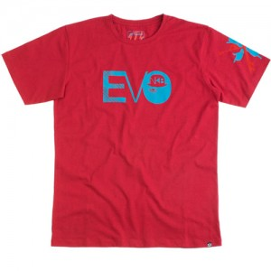 North Kiteboarding T-Shirt Evo Rio Red