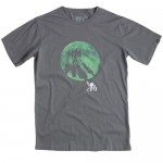 North Kiteboarding T-Shirt Vegas Folkstone Grey