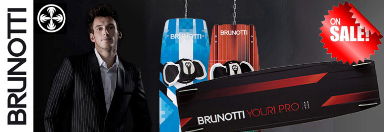 Brunotti boards on sale