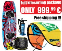 Kitesurfing Package RRD