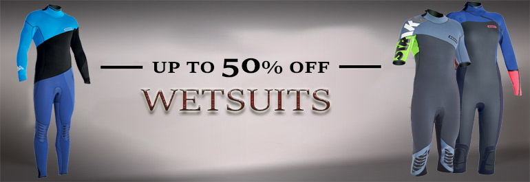 Wetsuits on Sale