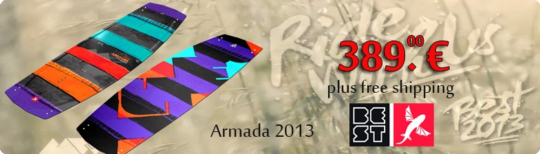 Best Kiteboarding Armada