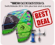Package Cabrinha Switchblade small banner