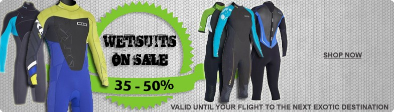 Ion Wetsuits on Sale