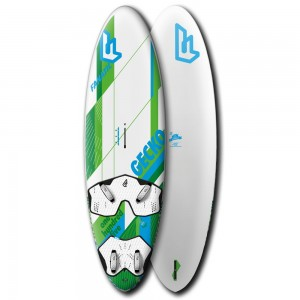 Fanatic Windsurfing Board Gecko HRS 2014