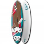 Fanatic Windsurfing Board Hawk Bamboo 2014