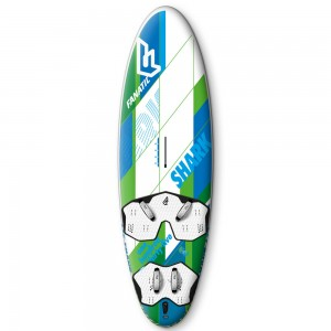 Fanatic Windsurfing Board Shark HRS 2014