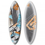 Fanatic Windsurfing Board Free Wave 2012