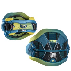Ion Kitesurfing Waist Harness Apex Select 2016