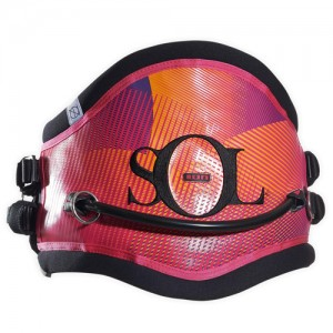 Sol 2014 Ion Kitesurfing Waist Harness Women