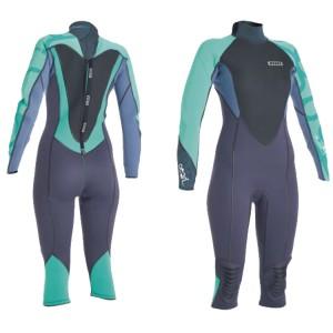 Pearl Overknee LS 3/2 DL 2014 Women Ion Wetsuit