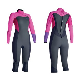 Hybrid Overknee LS 4/3 2015 Women Ion Wetsuit