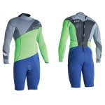 Strike Shorty LS 2,5 DL 2015 Men Ion Wetsuit