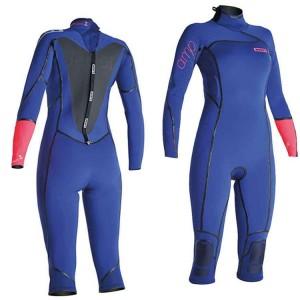 Jewel Amp Overknee LS 4/3 DL 2015 Women Ion Wetsuit