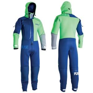 Fuse Drysuit 4/3 DL 2015 Men Ion Wetsuit