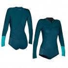 Ion Wetsuit Muse Hot Shorty ( Frontzip ) LS 2,0 2016 Women