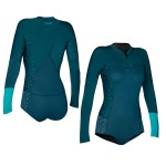Muse Hot Shorty ( Frontzip ) LS 2,0 2016 Women Ion Wetsuit