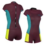 Muse Shorty ( Backzip ) SS 2,5 2016 Women Ion Wetsuit