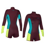 Muse Shorty ( Zipless ) LS 2,5 2016 Women Ion Wetsuit
