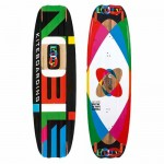 Nobile Kitesurfing Board 50FIFTY 2012
