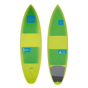 Quest TT 2016 North Kiteboarding Surf Board