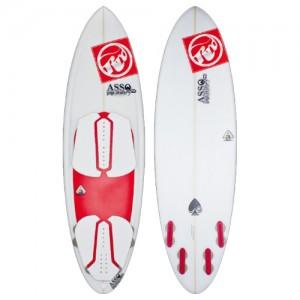 RRD Kitesurfing Surf Board Asso Pigliatutto K Pro 2013