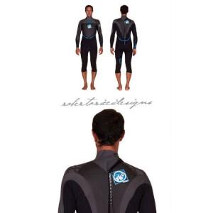 Grado Overknee 3/2 L/S 2013 RRD Man Wetsuit