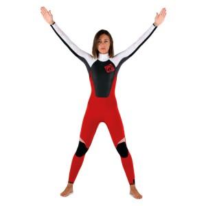 Amazone Back-Zip 3/2 D/L 2014 RRD Women Wetsuit