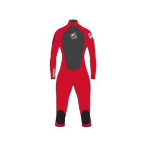 Zero 3/2 2015 RRD Overknee SS Women Wetsuit
