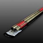 RRD Windsurfing Mast Evolution Gold 80% SDM 2013