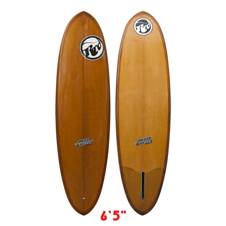 mezza mezza rrd surf board surfpm