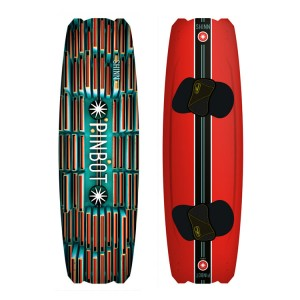 Pinbot Red 2016 Shinn Kiteboarding