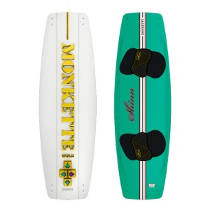 Monkette Gold 2017 Shinn Kiteboarding