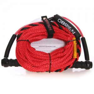 Wakeboarding Rope O'Brien Poly-E Wake Combo 2012