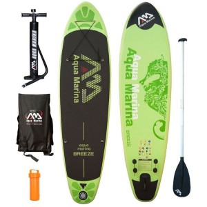 "Breeze 9'9"" Aqua Marina 2016 SUP Air Board"