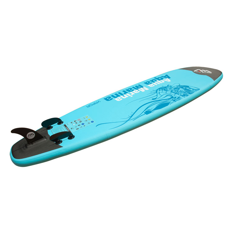 vapor 10 39 10 aqua marina 2016 air sup board surfpm. Black Bedroom Furniture Sets. Home Design Ideas