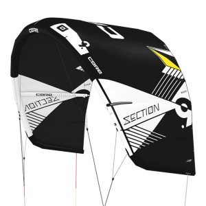 Section Core Kiteboarding
