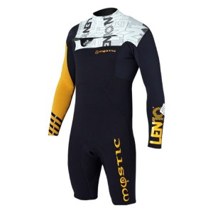 Empire Len10 3/2 2013 Mystic Shorty Men Wetsuit