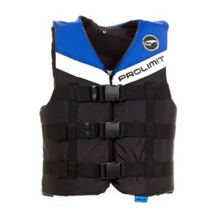 Prolimit Impact Ski Vest Nylon 3-Buckle