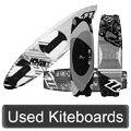 Second Hand Kiteboards