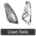 Second Hand Windsurfing Sails