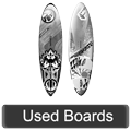 Second Hand Windsurfing Boards